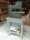 Dunlap+Sears+3-wheel+Band+Saw++Vintage+534.01120+with+table+and+unknown+motor