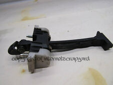 Opel Vauxhall Insignia 09-13 pre-facelift OS right rear door check strap limiter