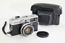 Olympus 35 SP Rangefinder Film Camera G Zuiko 42mm f1.7 Lens + Case & Battery