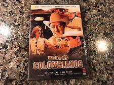 Dos Columbianos New Sealed DVD! The Violin Duck Season Pepe El Topo Hell