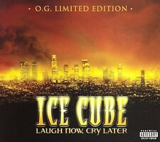 Ice Cube - Laugh Now Cry Later [New CD] Explicit, With DVD, Ltd Ed