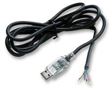 Cable Assemblies - Smart Cables - CABLE USB-RS422 SER CONV WIRE-END