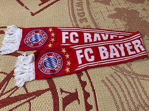 BAYERN MUNICH GERMANY FOOTBALL SOCCER FAN SCARF
