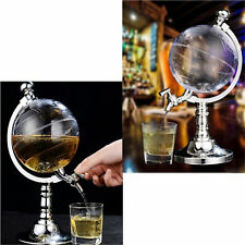 1000cc Drink Wine Beer Machine Pump Beer Globe Shaped Beverage Liquor Dispenser""