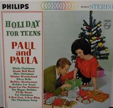 Holiday for Teens Paul & Paula 33RPM PHS600-101  112716LLE