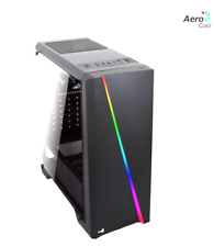 AeroCool Cylon RGB Front with Built in Card Reader and Window Panel Mid Tower