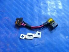 """Toshiba Excite Write AT15PE-A32 10.1"""" Genuine DC IN Power Jack w/Cable & Bracket"""