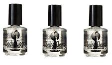 3 Bottles of Seche Vite Clear Crystal Base Coat .5oz 83117