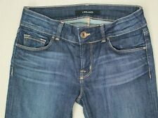 J Brand Love Story Low Rise Flare Jeans Women's Size 27 Dark Vintage Wash Denim