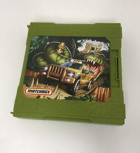 Matchbox Adventure Pop-Up Folding Playset Snake Jungle Fold N' Go 2005
