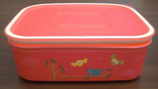 Tupperware A 150 Quadro 500 ml Zauberhafte Eulen pink Dose + Deckel Neu OVP
