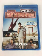 The Hangover (Blu-ray Disc, 2009, Rated/Unrated) New free shipping