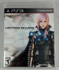Lightning Returns Final Fantasy Xiii (Sony PlayStation 3, 2014) Ps3 Complete Cib
