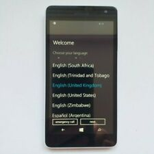 Microsoft Lumia 535 Windows 8.1 White mobile phone Tesco