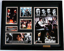 New The Godfather Signed Limited Edition Memorabilia Framed