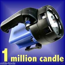 1 MILLION CANDLE RECHARGEABLE TORCH lantern spotlight