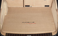 Porsche Cayenne  Cargo Mat w/ Porsche logo,  Exact fit. GREAT QUALITY!