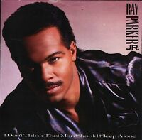 "RAY PARKER JR i don't think that man should sleep alone GEF27 uk 7"" PS EX/EX"