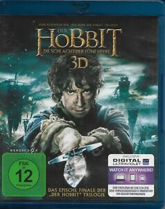 Der Hobbit 3 Die Schlacht der fünf Heere - 3D - Versandrabatt aus der Sammlung