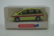 Wiking Modellauto 1:87 H0 VW Sharan Feuerwehr Nr. 60102
