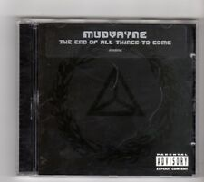 (HW81) Mudvayne, The End Of All Things To Come - 2002 CD