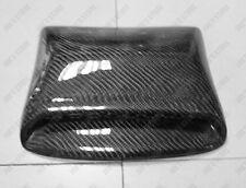 22cm*24cm*5cm Universal Carbon Fiber Hood Bonnet Roof Scoop Vent Air Duct #003
