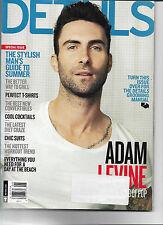 DETAILS JUNE/JULY  2012  ADAM LEVINE