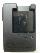 Genuine Casio Li-ion Digital Camera Battery Charger No Cable Model Bc-60L -10