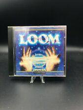 Loom LUCASFILM GAMES, 1990, IBM CD-rom Rare game disc only