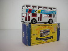 Matchbox Bus Contemporary Diecast Cars, Trucks & Vans