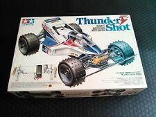 Vintage 1987 Tamiya 1/10 Thunder Shot NIB new in box kit -n kyosho terra dragon
