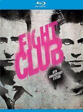 FIGHT CLUB - Blu-ray Movie 10TH Anniversary Edition w/ Brad Pitt & Edward Norton