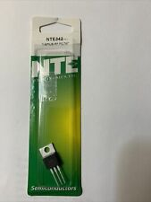 Nte342 Transistor Npn Silicon 35v Ic2a Po6w 175mhz Rf Power Output To 220 Case