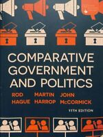 Comparative Government and Politics An Introduction 9781352005059 | Brand New