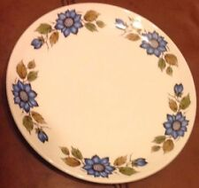 Ceramic Unboxed Staffordshire Pottery Dinner Plates