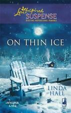 On Thin Ice (Love Inspired Suspense) by Hall, Linda