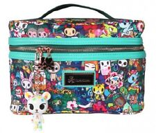 Tokidoki Rainforest Collection Anime Tropical Travel Bag Cosmetic Case TK1702204