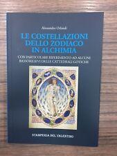 Orlandi Alessandro. Le costellazioni dello zodiaco in Alchimia.