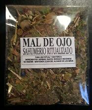 ☆ MAL de OJO ☆ SAHUMERIO RITUALIZADO ☆ MAGIC HERBAL WICCAN ☆ SPELL MAGICK