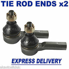 Fits NISSAN ELGRAND E50 - Front Left & Right Outer Steering Tie | Track Rod End