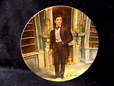 """GONE WITH THE WIND VINTAGE COLLECTOR PLATE """"RHETT"""" LIMITED 1981"""