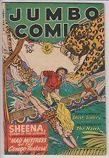 Jumbo Comics #128 F/VF
