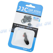 JJC Lens Cap String Strap Stick Keeper For Nikon Canon Sony Camera and Camcorder