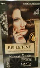 Belle Fine Light Ash Blond 8.1 Hair Dye Supreme Colouring System