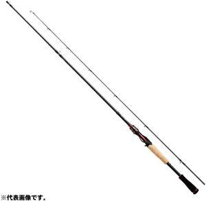 Daiwa Bass Rod Blazon / V 672MHB / V Fishing Rod