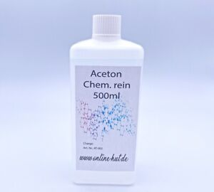 Aceton Chem. rein 500 ml