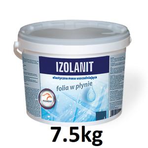 7.5kg IZOLANIT Liquid Foil Waterproof Tanking Membrane Wet Shower Bath Room