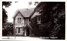 Rushden. The Rectory.