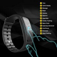 Herzfrequenzmesser Armband Herzfrequenz Monitor Bluetooth sport&Sleep Tracker