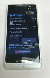 Motorola Droid RAZR M - 8GB - White (Verizon) Smartphone